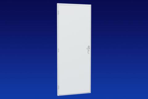 MIC Alumic - Porta Duraplac Branca