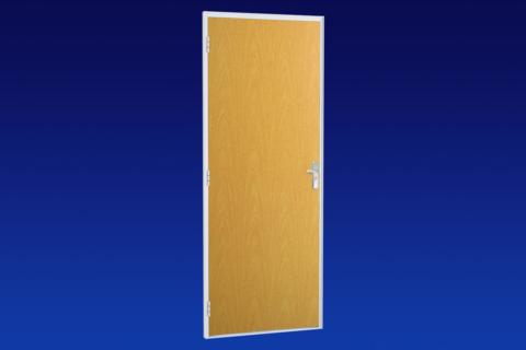 MIC Alumic - Porta Duraplac Cerejeira