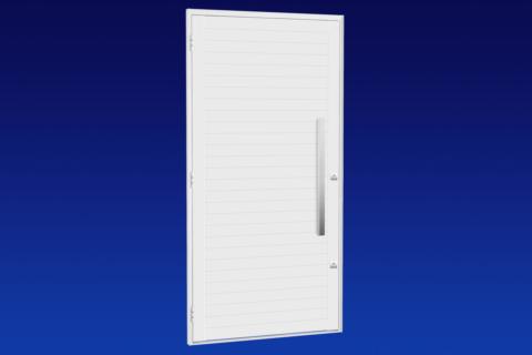 MIC Alumic - Porta Lambri Com Puxador