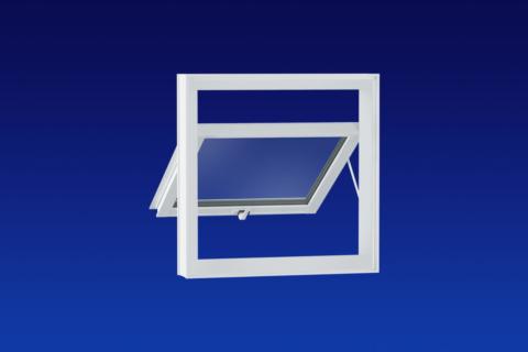 MIC Alumic - Vitrô Max-Ar Sem Grade - 1 Folha