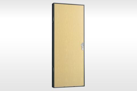 MIC Extra - Porta Duraplac Cerejeira