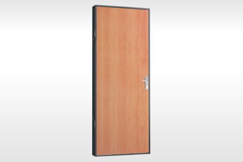 MIC Extra - Porta Duraplac Mogno