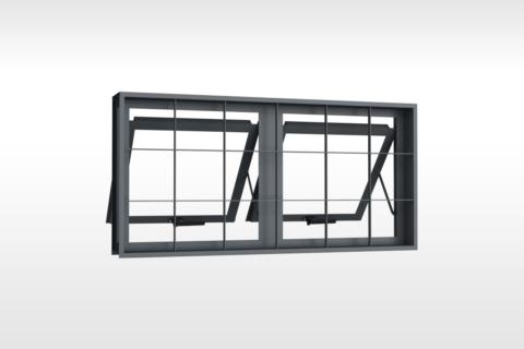 MIC Extra - Vitrô Max-Ar Grade Quadriculada 100x50