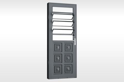 MIC Fort - Porta Basculante 3 Almofadas