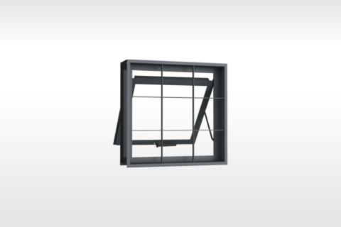 MIC Fort - Vitrô Max-Ar Grade Quadriculada 50x50