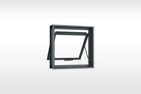 MIC Fort - Vitrô Max-Ar Sem Grade 50x50