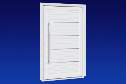 MIC Alumic - Porta Pivotante