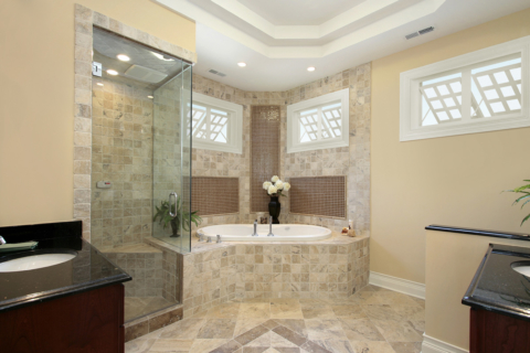 Banheiro com Max-Ar Duplo - MIC Extra