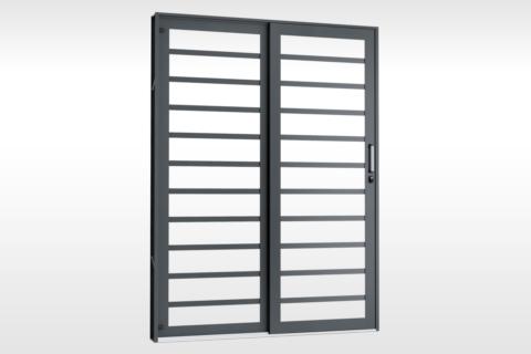 MIC Extra - Porta de Correr 160 - Para Vidro