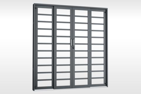 MIC Extra - Porta de Correr 200 - Para Vidro