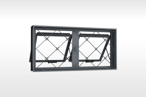 MIC Extra - Vitrô Max-Ar Grade Xadrez 100x50